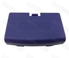 Batterilucka till Game boy Advance (Indigo / Purple / Lila)