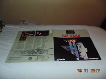 Die hard - Special Widescreen edition - 2st Laserdisc