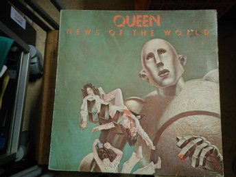 Queen - News Of The World, LP