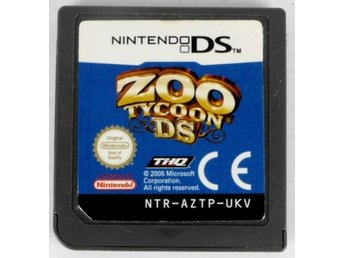 Zoo Tycoon DS -