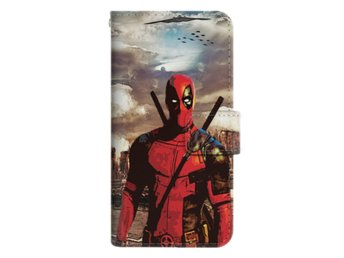 iPhone 7 Plånboksfodral Deadpool