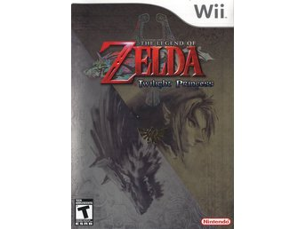 The Legend of Zelda: Twilight Princess - Nintendo Wii - PAL (EU)