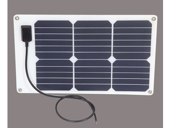 SOLPANEL 18W Flex 280x470x3mm