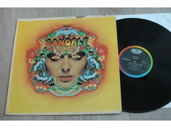 Gandalf st LP psych rock capitol stereo ST 121