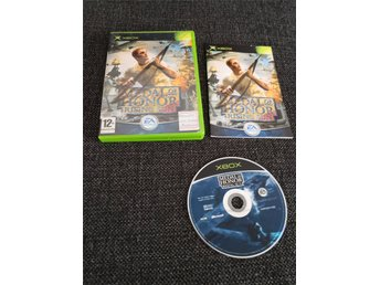 Medal of honor The rising sun xbox