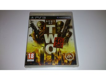 - Army of Two The 40th Day PS3 -