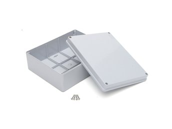240x190x90mm Waterproof Electronic Project Box Enclosure ...