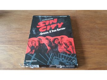 SIN CITY SPECIAL 2 DISC EDITION BEG DVD