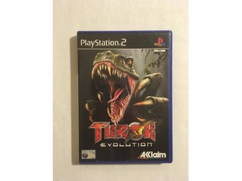 Turok Evolution - Ps2 - KOMPLETT
