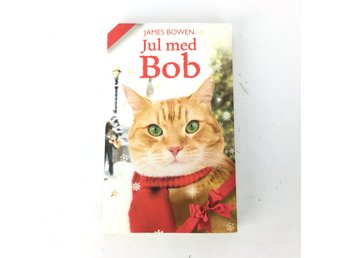 Jul med Bob, James Bowen ISBN 9789188107411