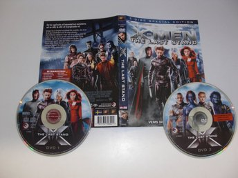 X-Men - The last stand - 2 DVD