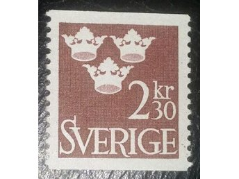 F 312 ** Postfriskt - Kristianstad - F 312 ** Postfriskt - Kristianstad