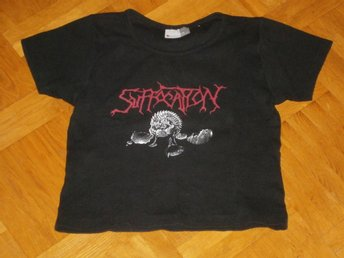 SUFFOCATION (T-Shirt/Girlie) S