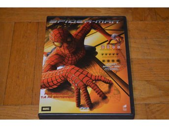 Spiderman Spider-Man DVD - Töre - Spiderman Spider-Man DVD - Töre