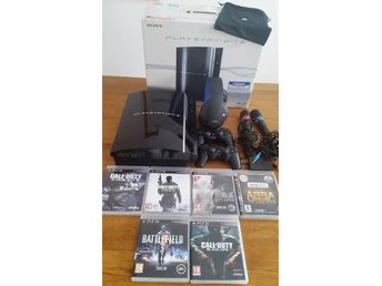 PlayStation 3, Wireless Headset 2.0, Singstar mikrofoner och PS3 spel