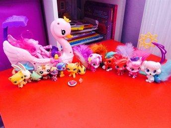 Lps, My little pony, princess Palace pets - Boda Kyrkby - Lps, My little pony, princess Palace pets - Boda Kyrkby