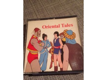 Oriental Tales Cartoons - The jewels of joowar - Super 8