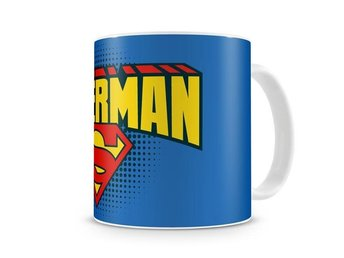 Superman kaffemugg