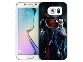 Samsung Galaxy S6 Edge Skal Batman Vs Superman