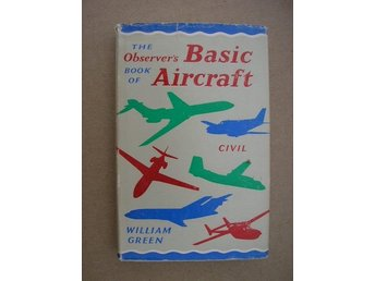 The Observer´s Book of Basic Aircraft av William Green