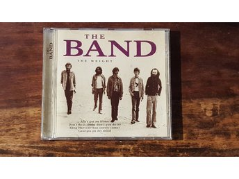The Band / The Weight / CD 1996