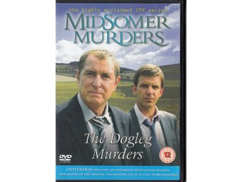 Midsomer Murders The Dogleg Murders 2009 DVD