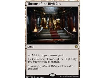 TAKE THE CROWN MTG CONSPIRACY Throne of the High City