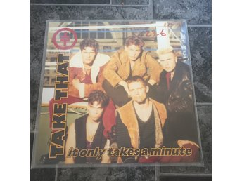 "TAKE THAT - IT ONLY TAKES A MINUTE. (12"")"