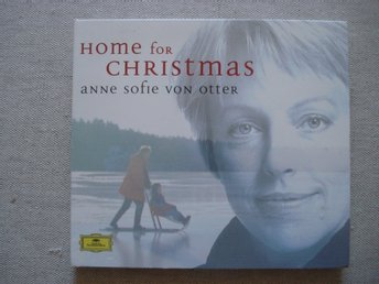 CD Anne Sofie Otter Home for christmas Digipac