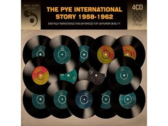 Pye International Story 1958-62 (Rem) (4 CD)