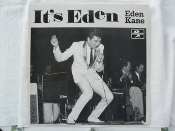 LP : Eden Kane - It´s Eden - Orginal Recording 1961-1964