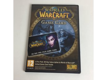 Blizzard Entertainment, World of Warcraft, Game card, Flerfärgad