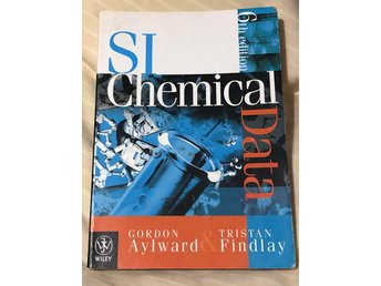 SI Chemical data 6th edition