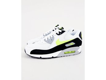 best sneakers 124fd 888ff Nike Air Max 90 Essential svart, vit, lime, skor, street, sneakers