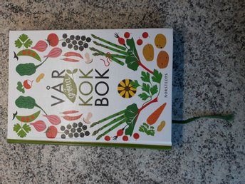 vår vegetariska kokbok