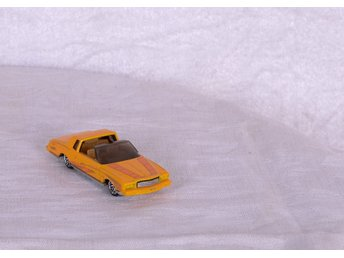Cheva Monte Carlo, Hot Wheels