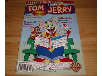 Tom & Jerry Pysseltidning