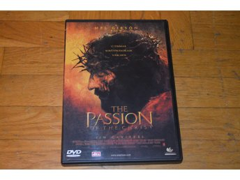 The Passion Of The Christ ( Mel Gibson Jim Caviezel ) DVD
