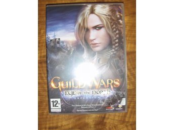 GUILD WARS Eye of the north EXPANSION PC-spel