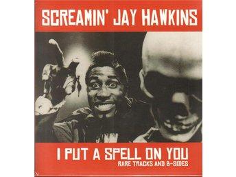SCREAMIN' JAY HAWKINS - I PUT A SPELL ON YOU. LP - Nacka - SCREAMIN' JAY HAWKINS - I PUT A SPELL ON YOU. LP - Nacka