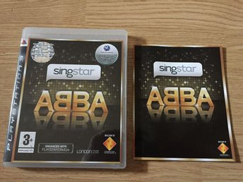 PS 3 Singstar ABBA
