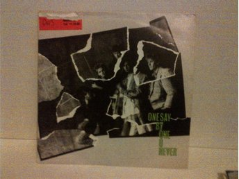 One By One ?– Say You Never , vinyl EP - Kungshamn - One By One ?– Say You Never , vinyl EP - Kungshamn