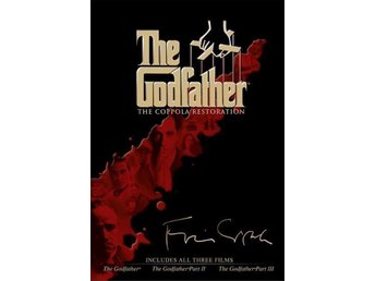 The Godfather - The Coppola Restoration - DVD BOX