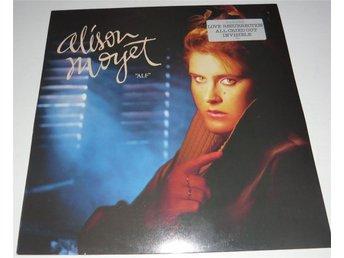 Skiva: Lp skiva med den engelska pop artisten Alison Moyet - örebro - Skiva: Lp skiva med den engelska pop artisten Alison Moyet - örebro
