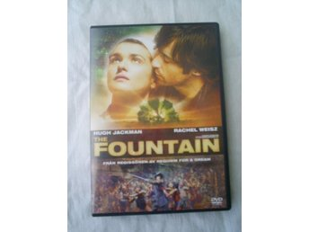 DVD The Fountain med Hugh Jackman