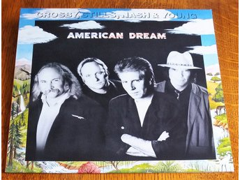 Crosby, Stills & Nash / American Dream