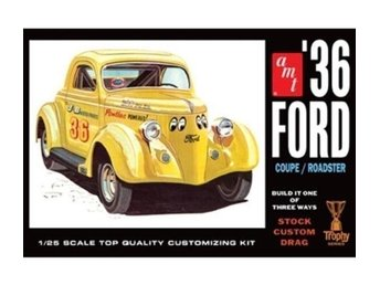 AMT 1/25 1936 Ford Coupe