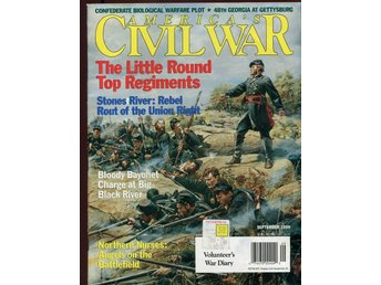 America´s Civil War Magazine - September 1999
