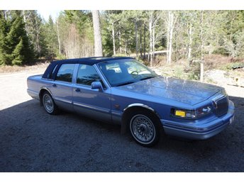 Lincoln town Car -95 Presidential