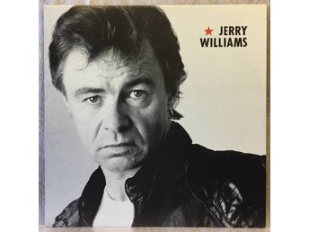 JERRY WILLIAMS / JW -- SONET SLP 2814, 1989 -- NM+vinyl